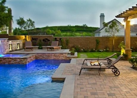 Patio and Pool Paving