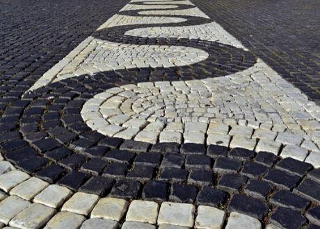 Walkway Paving